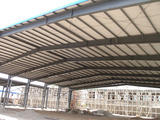 Steel Structure Ceiling